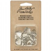 TIM HOLTZ® IDEA-OLOGY™ - Mirrored Hearts - TH93269